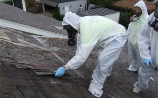 How To Identify Asbestos Roofing Material Asbestos 123