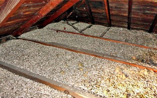 Is There Asbestos Attic Insulation In Your House